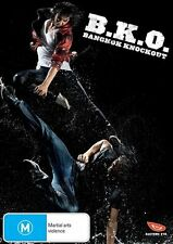 Bangkok Knockout (DVD, 2011) Thai - English subtitles, NEW SEALED  FREE POST