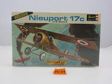 Revell Nieuport 17c Warbird WWI 1/72 Scale Plastic Model Kit SEALED 1964