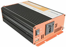 600W 24V Onda Sinusoidale Pura Inverter 24V a 230V Power Supply CAMION FURGONE