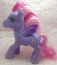 G3 My Little Pony Ponies Pegasus Star Song Starsong Purple Clone Pose Core