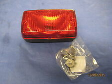 BRAND NEW BNIP WIPAC REAR RED FOG LAMP ASSEMBLEY UNIVERSAL   W3C &  FITTINGS