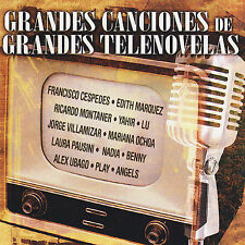 Various: Latin Pop Grandes Canciones De Grandes Telenovelas CD