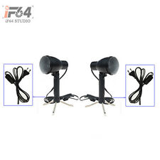 2 pcs Portable Mini Photo Studio Desktop Continuous Lighting Kit