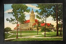 1950 Lookout Mountain Hotel Chattanooga TN Hamilton Co Postcard Tennessee