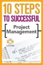 10 Steps to Successful Project Management (10 Steps), Russel, Lou, Good Book