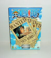 COFFRET 3 DVD VIDEO ONE PIECE WATER SEVEN VOL 4 EPISODES 265 A 276
