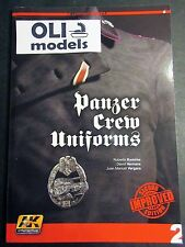 Panzer Crew Uniforms Painting Guide Book 2nd Edition - AK Interactive 272