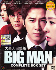 Big Man Korean TV Drama Dvd -English Subtitle