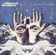 THE CHEMICAL BROTHERS - We Are the Night, 2007 Dual Disc, NEW