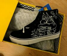 Vans X Simpsons Todd James NEW WITH BOX supreme DQM 100 made total in all sizes