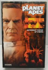 Astronaut Taylor Planet of the Apes Sideshow 1:6th scale 12in Action Figure NIP