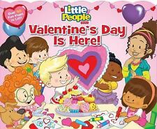 Fisher Price Lift the Flap: Fisher-Price Little People Valentine's Day Is Here b
