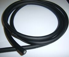 Per 1 Ft 4 AWG Ga Gauge Black Ground Wire Cable Car Audio Amp Installation Big 3