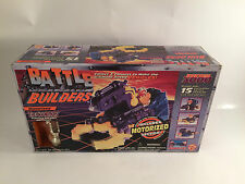 THE SCORPION Battle Builders System 2000 Toy Biz toyBiz Snap it Transformers NEW