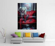 HARLEY QUINN JOKER SUICIDE SQUAD DC GIANT WALL ART PHOTO PRINT PIC POSTER