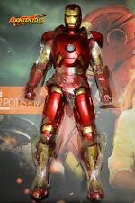 Hot Toys 1/6 MMS311 - Iron Man 3: Pepper Potts & Mark IX - Mark IX (Only)