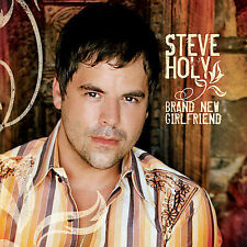 New: STEVE HOLY - Brand New Girlfriend CD