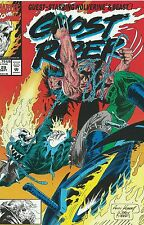 Ghost Rider 29 (1992). Near mint condition. Kubert art.