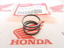 Honda CX 650 Spring Oil Filter Element Setting Genuine New