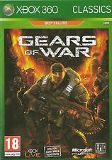 XBOX 360 GEARS OF WAR GAME CLASSICS BEST SELLERS