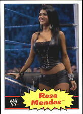 2012 Topps Heritage WWE #34 Rosa Mendes