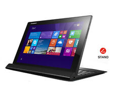 "Lenovo MIIX 3-1030 80HV004SIN Tablet Refurbished, Intel Atom,Wi-Fi,10.1"",Win 8.1"