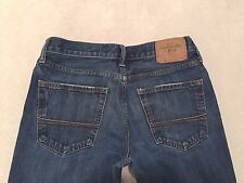 Abercrombie & Fitch Men's The A&F Skinny Semi Destroyed Jeans Size 30 x 32
