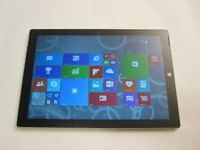 MICROSOFT SURFACE PRO 3 256GB SSD / CORE i7 / 8GB RAM / WINDOWS 10 - GREAT 9/10