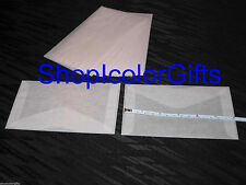 Lot of 60 Brand New Glassine Envelopes Size #5 (3-1/2 x 6). Free USA Shipping