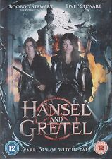 HANSEL AND GRETEL - WARRIORS OF WITCHCRAFT. BooBoo Stewart, Fivel Stewart (DVD13