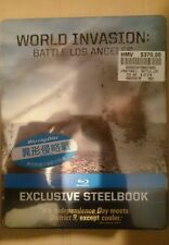 World Invasion Hong Kong steelbook brand new and sealed