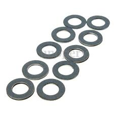 For TOYOTA Set of 10 Engine Oil Drain Plug Seal Washer Gaskets Rings 90430-12031