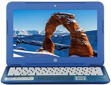 HP 11.6 Intel Dual Core 2.16GHz 2GB 32GB eMMC Bluetooth Windows 10 11-r014 LN