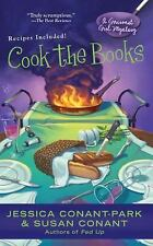 Cook the Books (Gourmet Girl)-ExLibrary