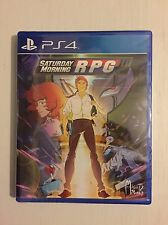 Saturday Morning RPG Sony Playstation PS4 Brand New & Sealed Limited Run Game