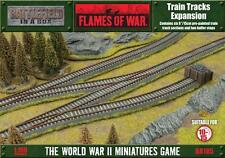 Flames of War - Battlefield in a Box: Train Tracks Expansion  BB185