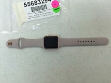 Apple Watch MLCH2LL/A Sport 38mm Rose Gold Rose Gold Case Lavender Sport Band