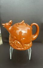 Bristol Pottery Brisbane Charles Stones And Sons kangaroo tea pot
