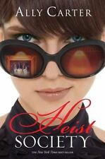 Heist Society by Carter, Ally, Good Book