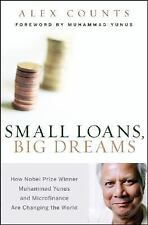Small Loans, Big Dreams: How Nobel Prize Winner Muhammad Yunus and Microfinance