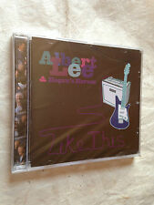 ALBERT LEE & HOGAN'S HEROES CD LIKE THIS HEROIC0006 2008 ROCK