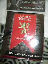 Game of Thrones  house of  Lannister   Banner