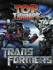 """Transformers"" (Top Trumps), Furman, Simon, New Book"