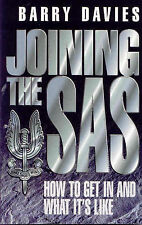 Joining The SAS: How to Get in and What It's Like Barry Davies Very Good Book