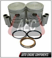 Piston & Ring Kit Fits Chrysler Daytona Dakota Shadow 2.5 L VIN K  #PR025