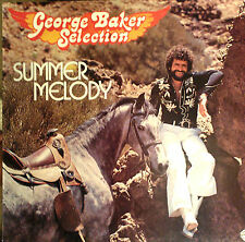 GEORGE BAKER SELECTION LP SUMMER MELODY MADE IN AUSTRALIA 1977