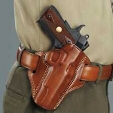 "Galco Combat Master Holster for 1911's 4"" Right Hand Tan CM266"