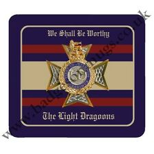 The Light Dragoons - Personalised Mouse Mat