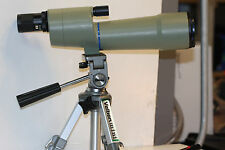 MIRADOR   20-60 x 60    ZOOM.....  spotting scope  razor sharp view  TRIPOD