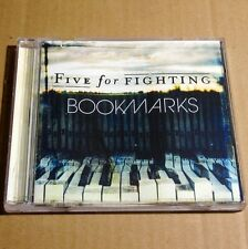 Five For Fighting - Bookmarks 2013 USA CD MINT Alternative Rock #E01